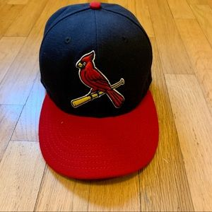 Cardinals MLB wool 59 Fifty cap